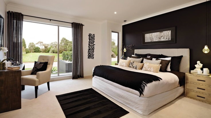 Bellevue master suite
