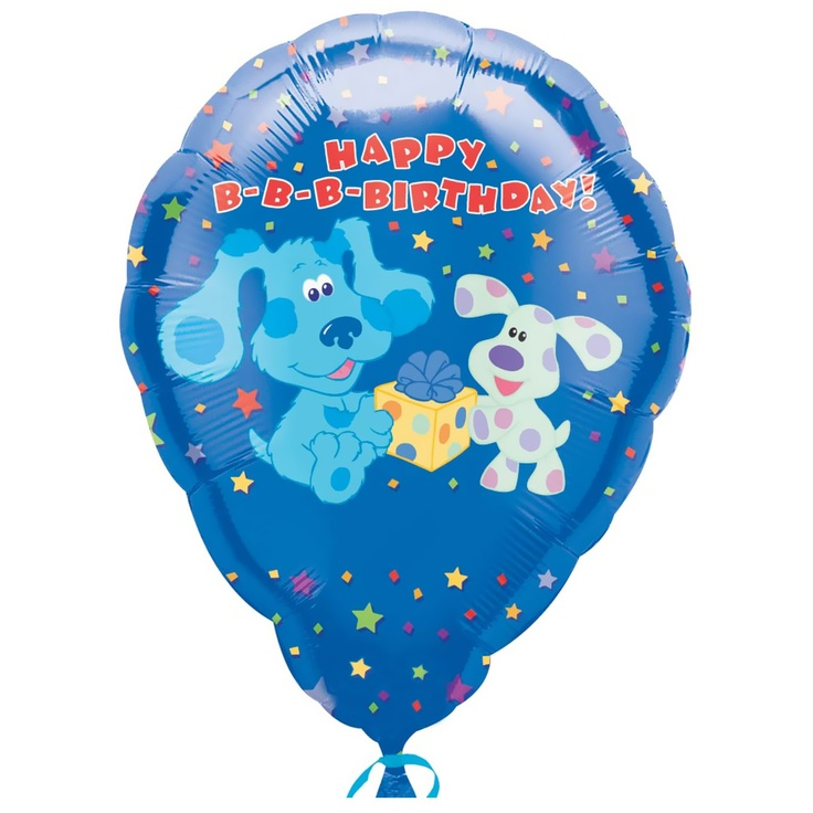 16 best Blues Clues images – Blues Clues Birthday Card