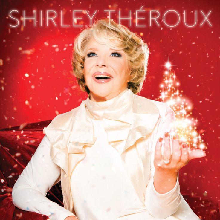 Shirley Théroux   En robe de neige (Productions Martin Leclerc)Depuis près de 50 ans elle est l'enfant chérie de la télé, de la scène. Dès ses débuts à la télévision en 1963, elle est demeurée une des préférées du public québécois. Elle vient garnir...