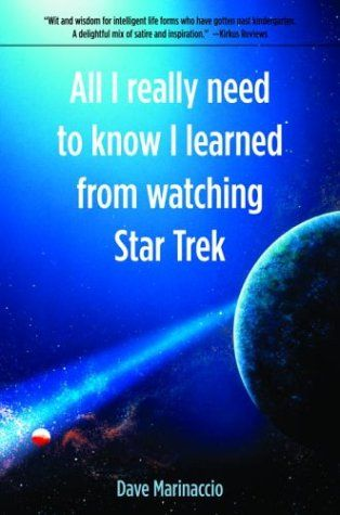 All I Really Need to Know I Learned from Watching Star Trek @ niftywarehouse.com #NiftyWarehouse #StarTrek #Trekkie #Geek #Nerd #Products