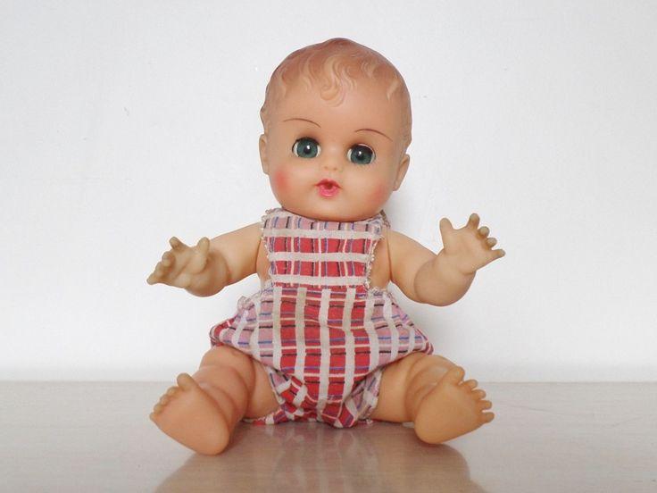 Antiga Boneca Meiguinha Da Estrela 1962 1963 - R$ 600,00 no MercadoLivre