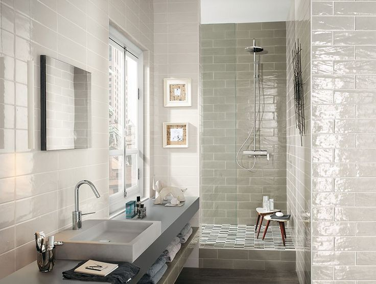 Indoor wall tiles with brick effect MANHATTAN by FAP ceramiche