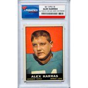 Alex Karras Detroit Lions 1961 Topps #35 Card