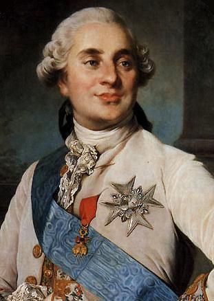 Louis XVI (1776)  Joseph-Siffrein Duplessis