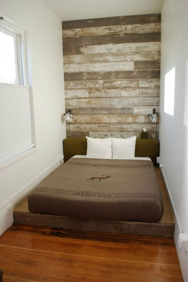 Uberlegen Kleines Schlafzimmer Einrichten: 80 Bilder!