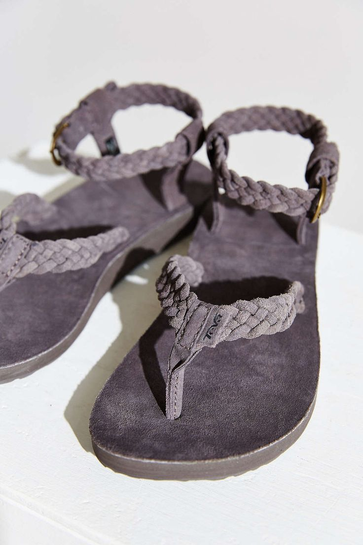 Teva Original Suede Braid Sandal