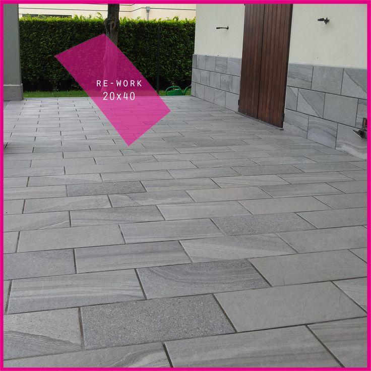 #product RE-WORK #abk #ceramica #ceramics #outdoor #floor #design