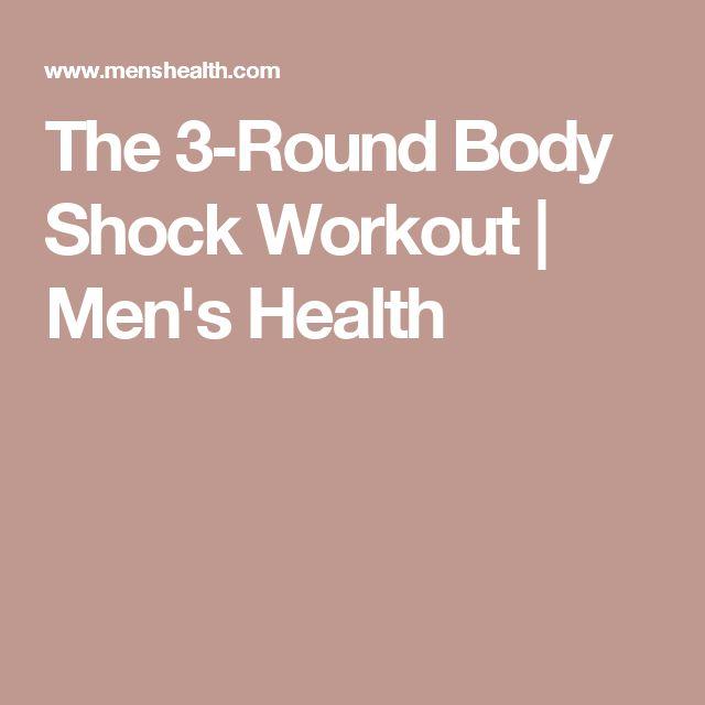 The 3-Round Body Shock Workout   Men's Health