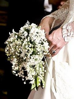 lily of the valley bouquet - kate