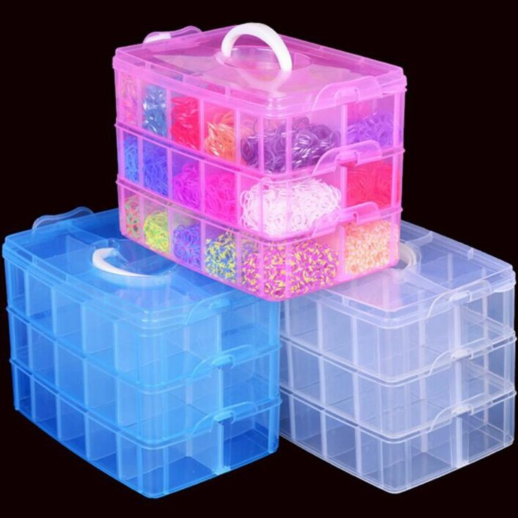 Cheap diy desktop storage box, Buy Quality diy desktop directly from China transparent plastic storage box Suppliers: 3-layers detachable DIY desktop storage box Transparent Plastic Storage Box Jewelry Organizer Holder Cabinets for small objects