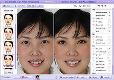 Фотошоп лица онлайн. Виртуальный макияж.