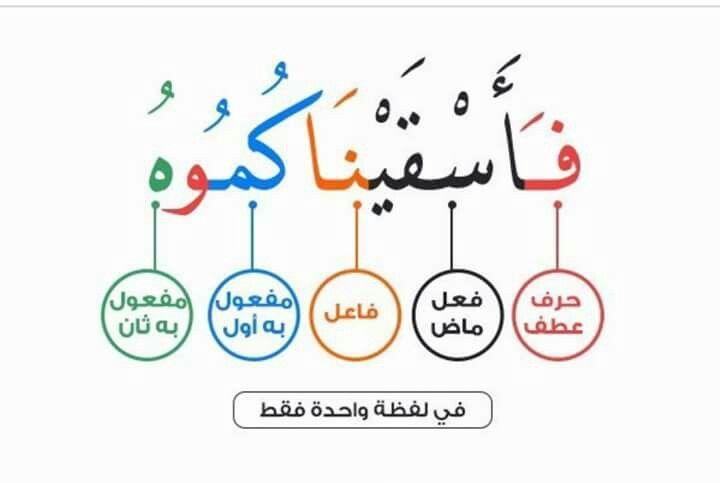 The Eloquence Of The Koran بلاغة القران The Eloquence Of The Koran Nicewordsforboyfriendlo Learn Arabic Alphabet Learn Arabic Language Arabic Language