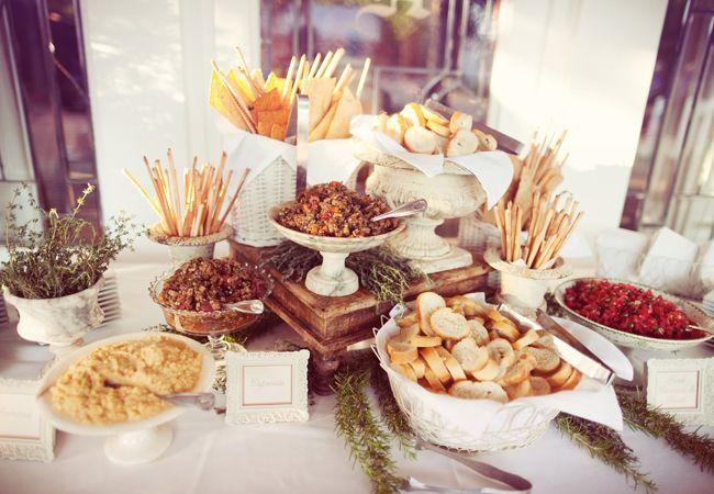 So unique! #weddingfood