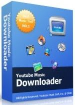 An easy-to-use Windows software to download YouTube music videos and convert them to MP3, AVI, WMV, MOV, MP4, 3GP formats. You can download millions of music from YouTube and listen them on your iPod, MP3 Player or watch them on your PC, iPod, iPhone. Unlimited download 6,000,000+ music from...
