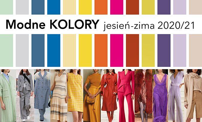 Kolory Jesien Zima 2020 2021 Trendy Trending Popular Articles