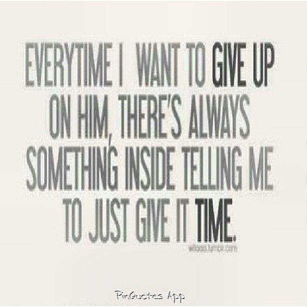 Love quote. The relevance of this tho..