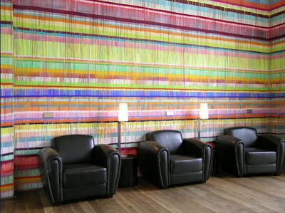 If It's Hip, It's Here: Where To Stay In Berlin? How About An Art Gallery That Sleeps Fifty. The Arte Luise Kunsthotel.