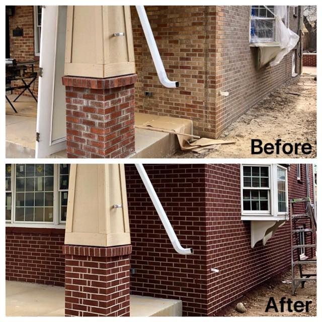 Pin By Kara Christopher On House Stained Brick Denver Real Estate Brick