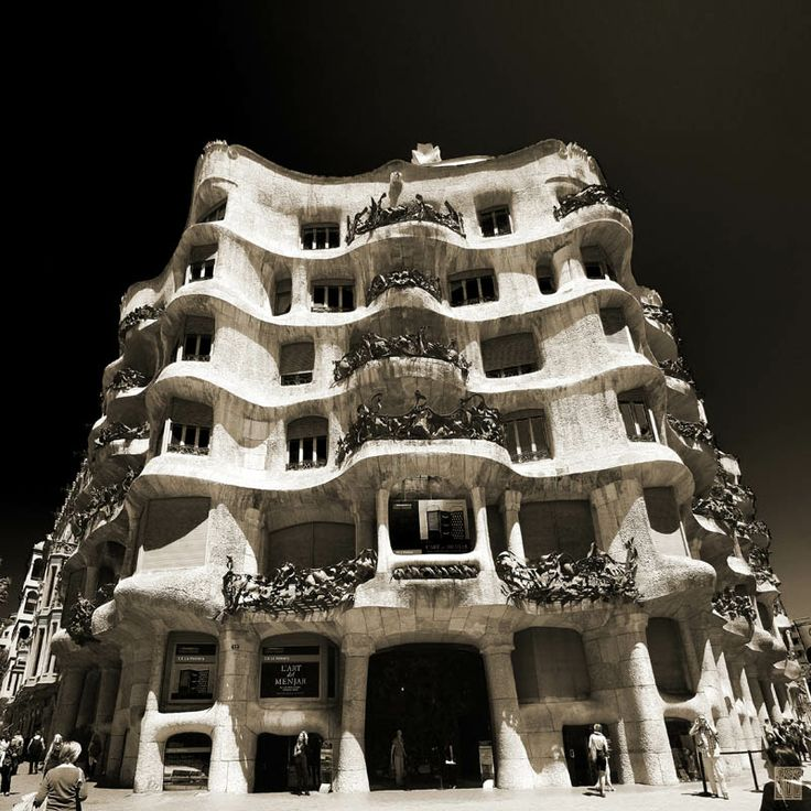 Travel In Spain Barcelona Architecture Tour: 231 Best Images About Gaudí