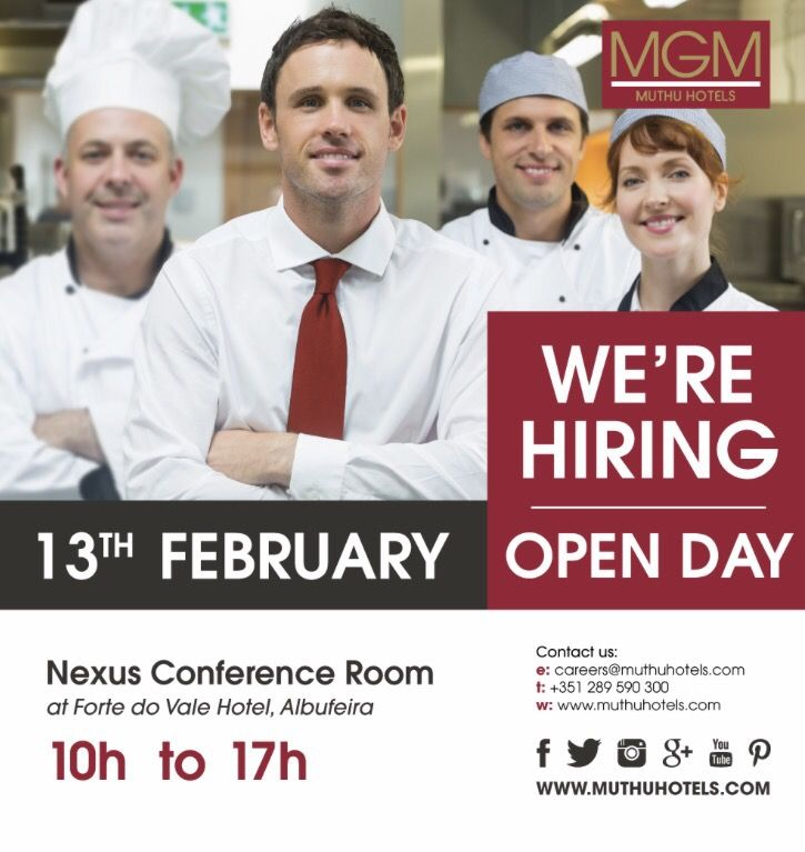 We Are Hiring Visit Us And Explore New Opportunities See You On Feb 13th