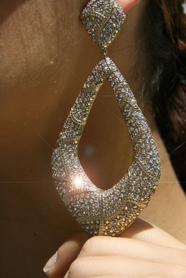 Aisna Bracelet in Rose Gold and Brown Metal and Calf Hair Roberto Cavalli 9FOiaji7