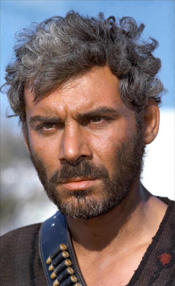 """Gian Maria Volonte """"For a few dollars more"""""""