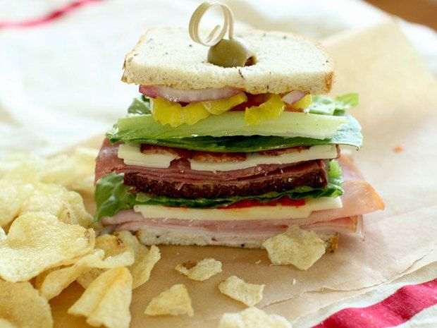Give Dad what he really wants for Father's Day — a seriously robust sandwich