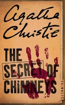 The Secret of Chimneys, by Agatha Christie. The first Superintendent Battle book. #amreading #audiobook