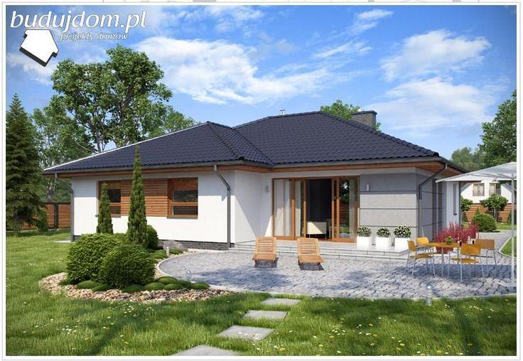 TK5 - Projekty domów mieszkalnych - MojeDomki Projekty budowlane