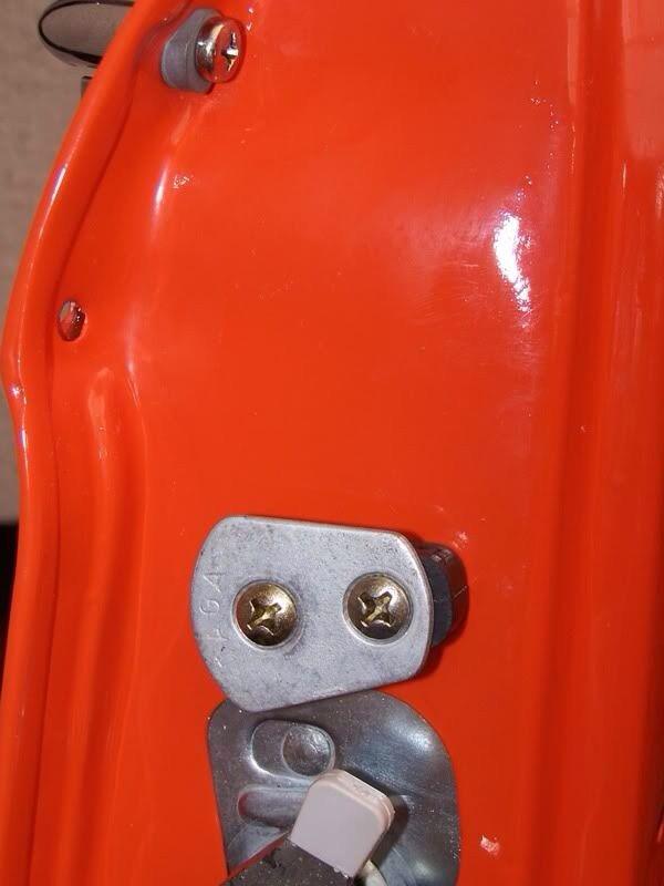 Door handle support