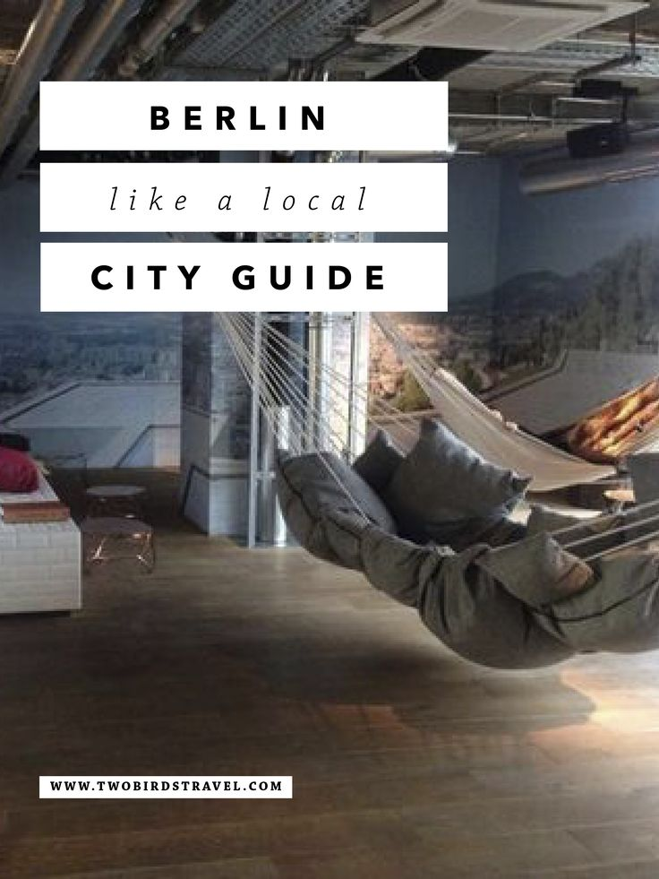 Ultimate City Guide to Berlin covering all things, sleep, eat, drink & do!