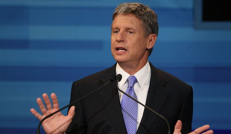 Libertarian Party 2016: Gary Johnson's Views/Platform Make Him The Perfect Alternative To Trump And Clinton