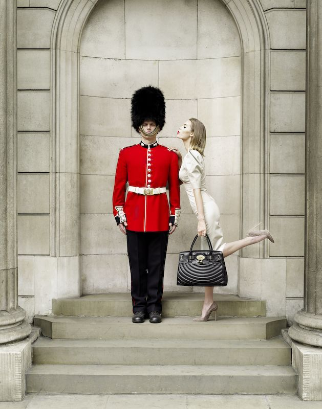 Bucket List. if I go to London. Pose with one of these guys...lol