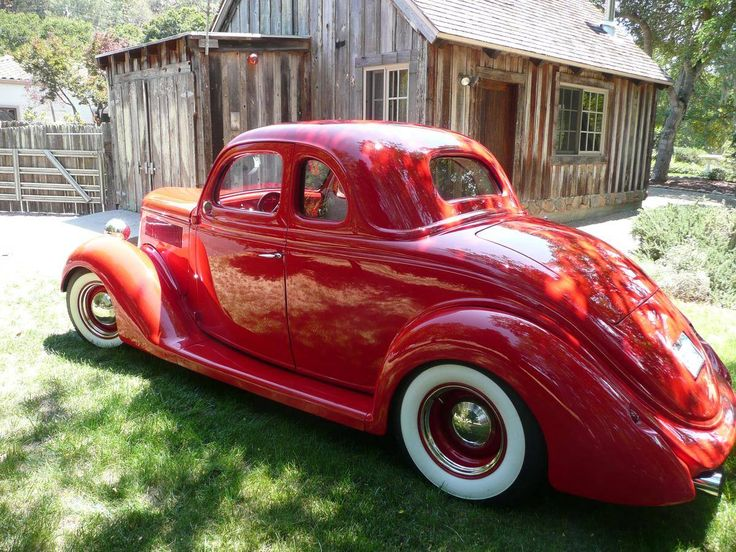 1936 Ford 5 Window Coupe..Re-pin...Brought to you by #HouseofInsurance for #CarInsurance #EugeneOregon