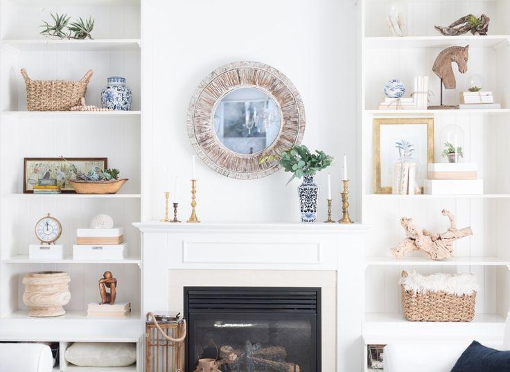 DIY Living Room Decor Organization From MichaelsMakers Craftberrybush