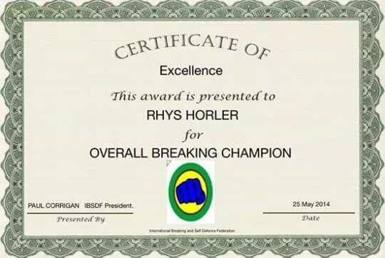 World Champion 2014