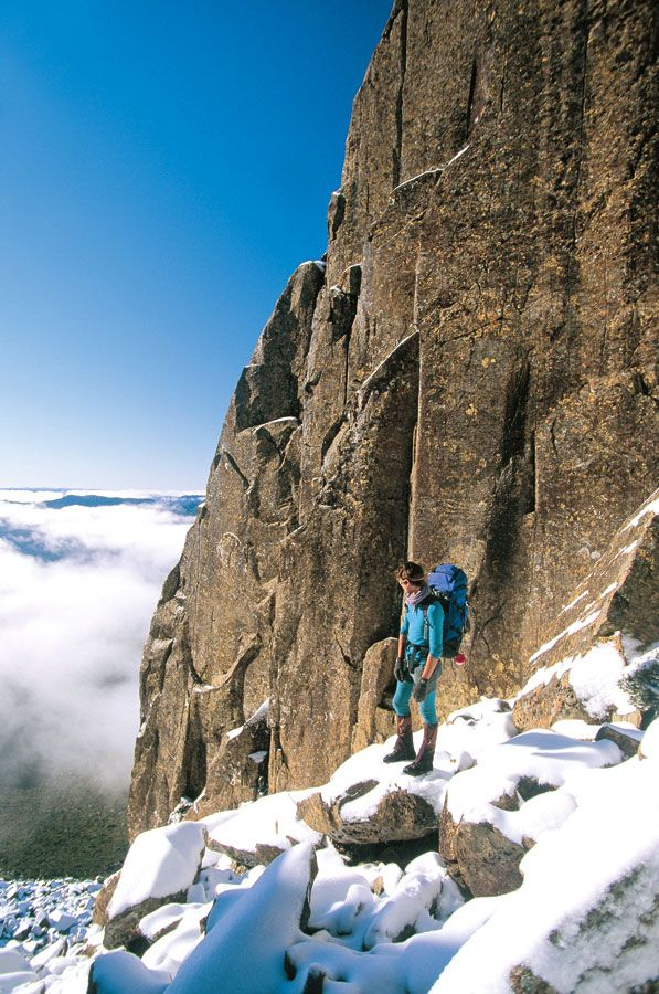 100 Things To Do Before You Die #012 Hike The Overland Track to Cradle Mountain