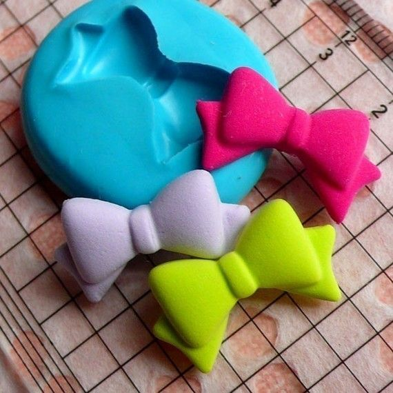 Hey, I found this really awesome Etsy listing at https://www.etsy.com/listing/62728499/ribbon-bow-24mm-silicone-flexible-push