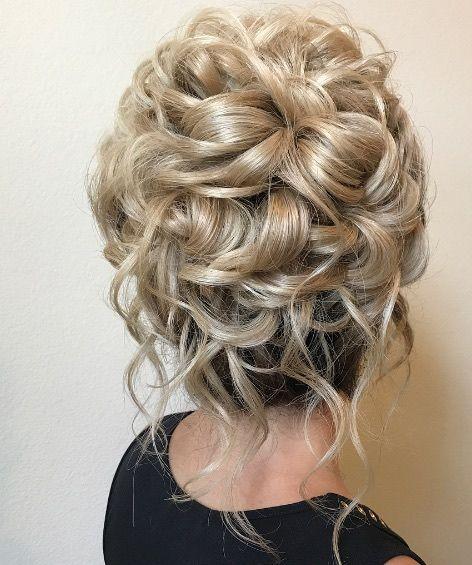 Hochzeits-Frisur-Inspiration – Haar und Make-upmädchen  #frisur #Haar #hochzeit…