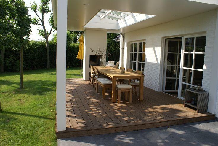 Niek Roos BV (product) - Houten veranda's Niek Roos - PhotoID #213861