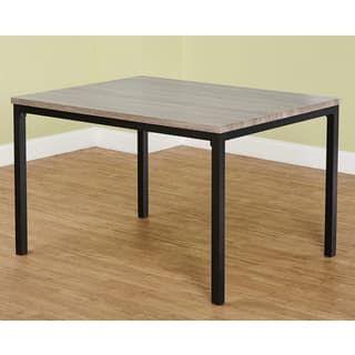 Simple Living Seneca Contemporary Dining Table|https://ak1.ostkcdn.com/images/products/9054384/Jaxx-Contemporary-Dining-Table-P16249933.jpg?impolicy=medium