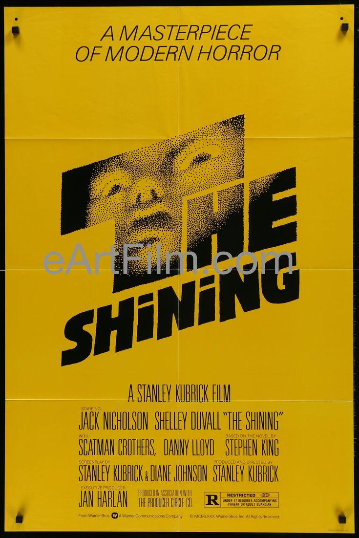 Now available in our store: The Shining-Stanl... See for yourself! http://eartfilm.com/products/the-shining-stanley-kubrick-jack-nicholson-shelly-duvall-stephen-king-1980-horror?utm_campaign=social_autopilot&utm_source=pin&utm_medium=pin