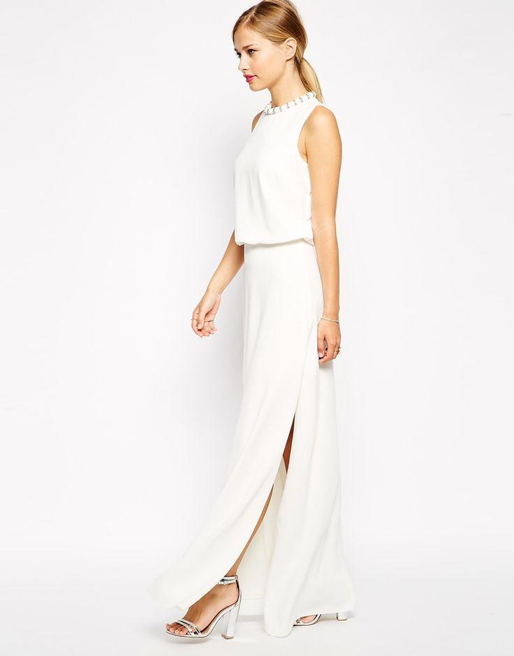 96 best Weiße Kleider für die Mädels images on Pinterest | Curve ...