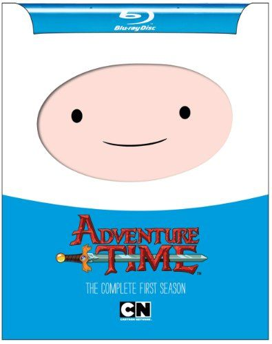 #checkitout <p>Cartoon Network: #Adventure Time The Complete First Season (Blu-ray)</p><p>What time is it? It's time for Adventure Time: The Complete First Seaso...