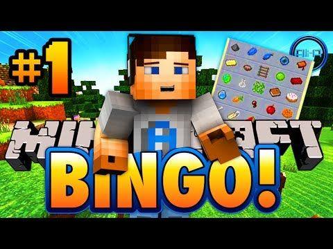 "http://minecraftstream.com/minecraft-gameplay/minecraft-bingo-part-1-w-ali-a-get-the-items/ - Minecraft BINGO - Part #1 w/ Ali-A! - ""GET THE ITEMS!""  ► AliA Minecraft Server! – mc.AliAcraft.net ◄ Minecraft BINGO Part #1 – SO MUCH FUN! 😀 ► Minecraft BINGO #2 – http://youtu.be/zjOxTq4NtFw ● Pixelmon ISLAND #7 – http://youtu.be/LGzhO9CIqOI Welcome to my Minecraft ""BINGO"" video! In this game I must try and..."