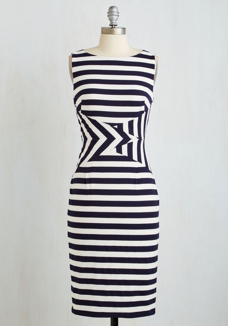Harbor Act to Follow Dress | Mod Retro Vintage Dresses | ModCloth.com