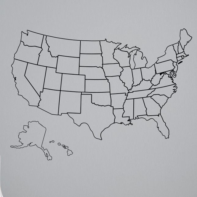Worksheet. Best 25 United states map ideas on Pinterest  Usa maps Map of