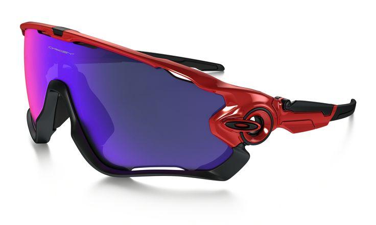 Oakley Jawbreaker (Asia Fit) in REDLINE / POSITIVE RED IRIDIUM | Oakley