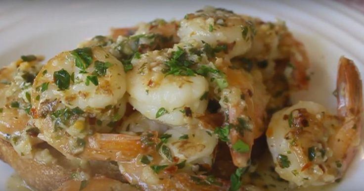 Vous êtes sur le point de découvrir une recette qui changera complètement votre vision des crevettes!