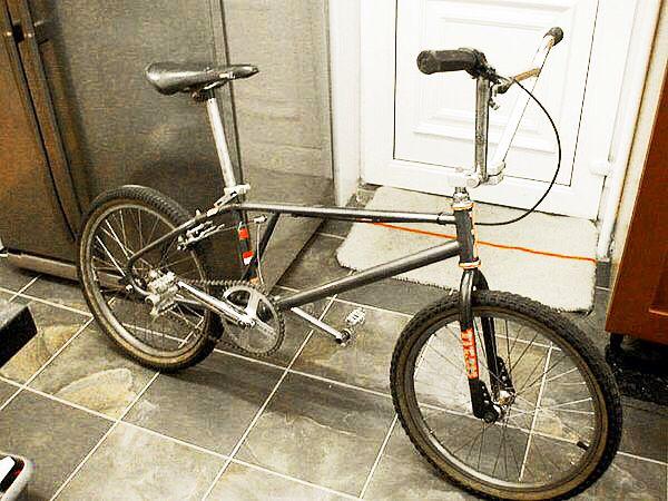 1989 Titan Pro Xl Bmx Bicycle Bmx Bikes